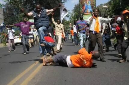 Vurugu zazidi ODM huku viongozi wakishambuliana