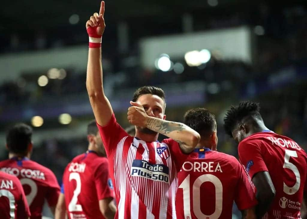 Resilient Atletico Madrid silence Real Madrid 4- 2 to become UEFA Super Cup Champions