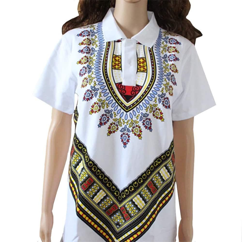 African dashiki shirts designs