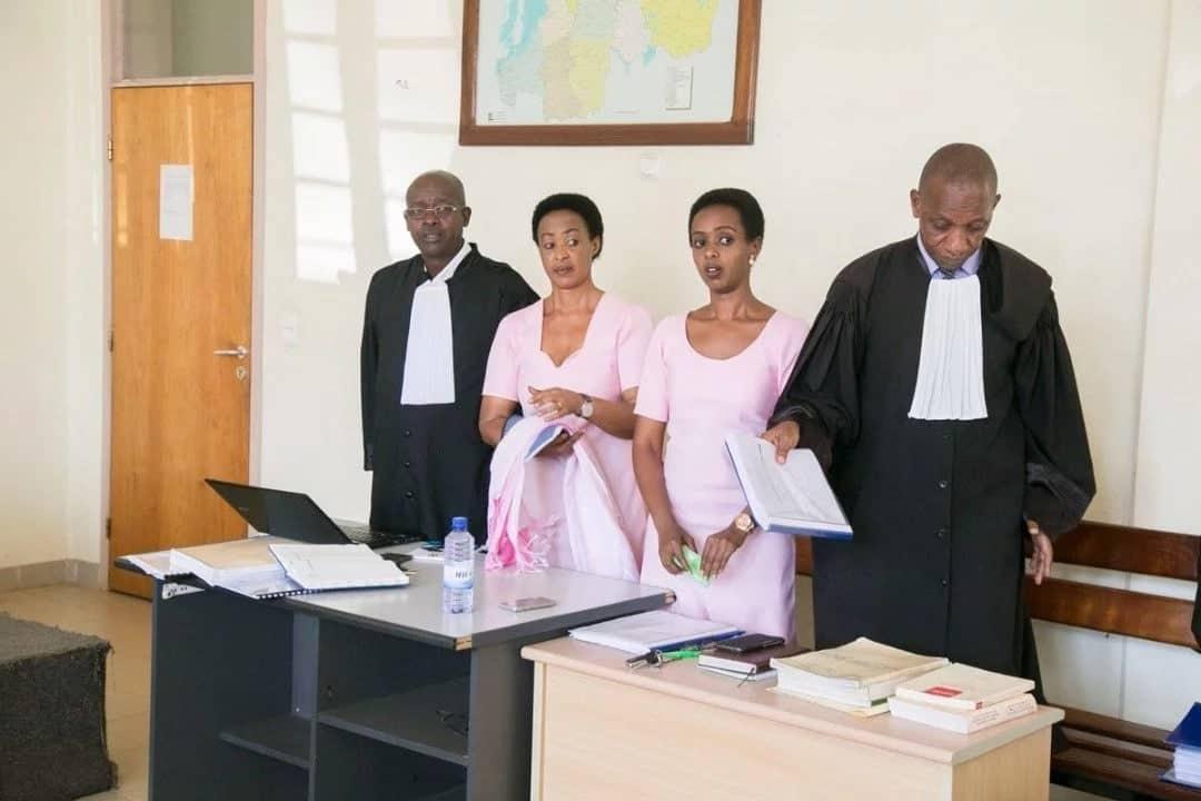 Rwanda's strongman Paul Kagame's fierce female critic finally leaves prison