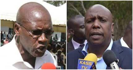 Your father is not a small god - Khalwale tells Gideon Moi