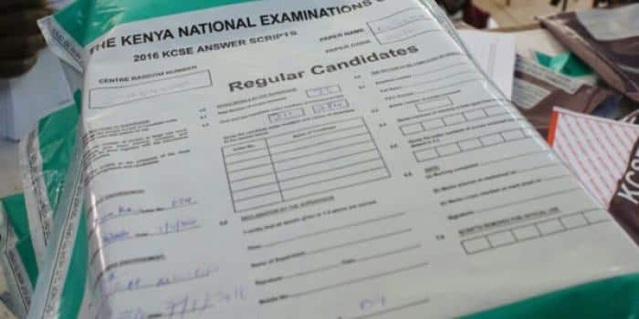 KCSE candidate forced to cancel exams after undergoing caesarian section
