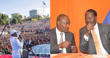 Raila Odinga is a gift to us from God to save Kenyans - Mbadi