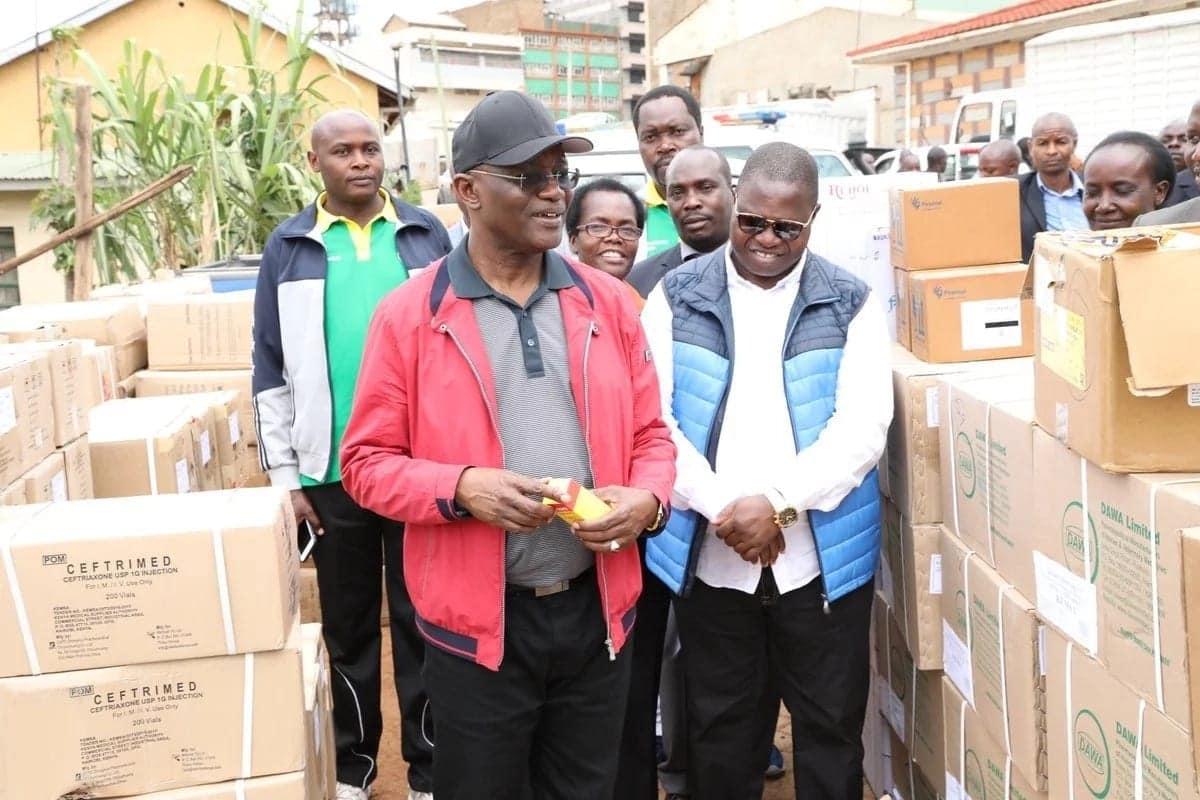 Uhaba wa kondomu Kisii wahatarisha maisha na kumfanya gavana kuingilia kati