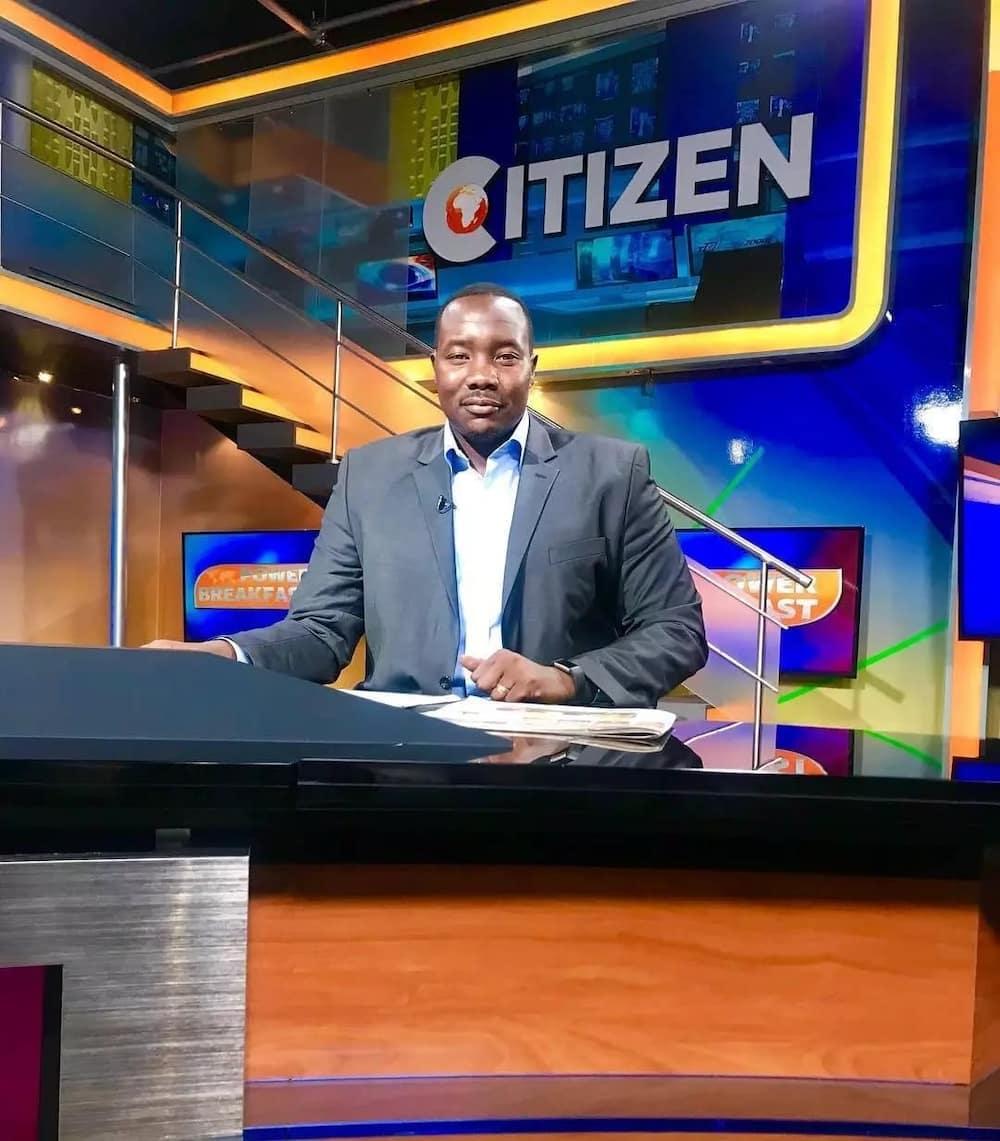 TV anchor Willis Raburu ventures into music, to release song