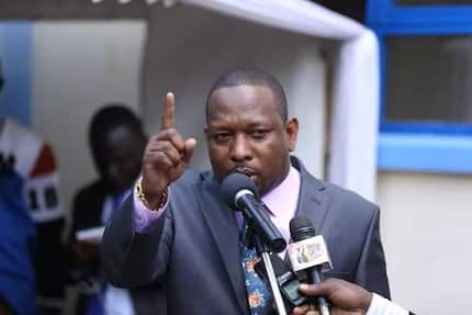 Nairobi governor Mike Sonko to continue paying police who take down notorious gangs in the city