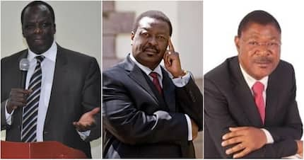 Oparanya goes to war with Mudavadi, Wetang'ula in battle for Western region's flag-bearer position
