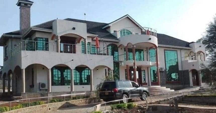 Governor Obado's bail conditions lock him out of his palatial home