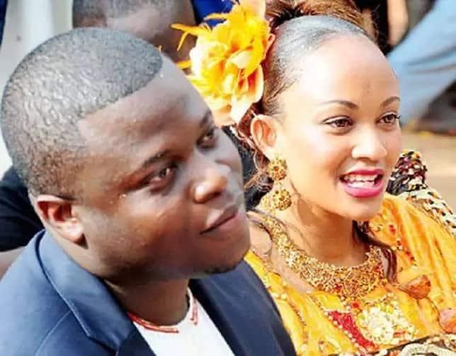 Picha za kutatanisha zaibuka zinazoonyesha aliyekuwa mumewe aliibiwa katika mauti