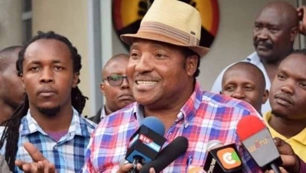 Kiambu governor Ferdinand Waititu sacks key official
