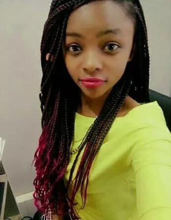 See popular radio presenter's daughter who scored an A of 83 points