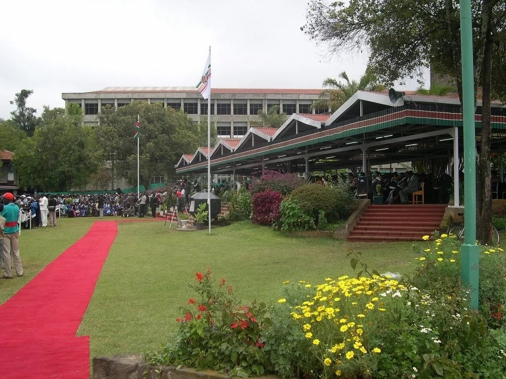 Egerton University Admission Letters for First Years