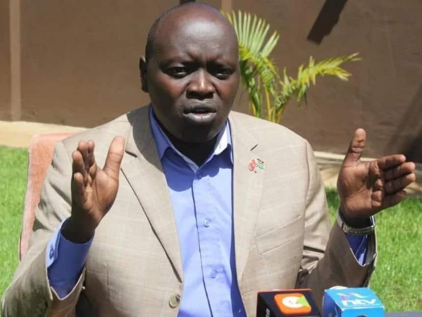 We know Uhuru-Raila deal is to stop DP Ruto - Jubilee MP