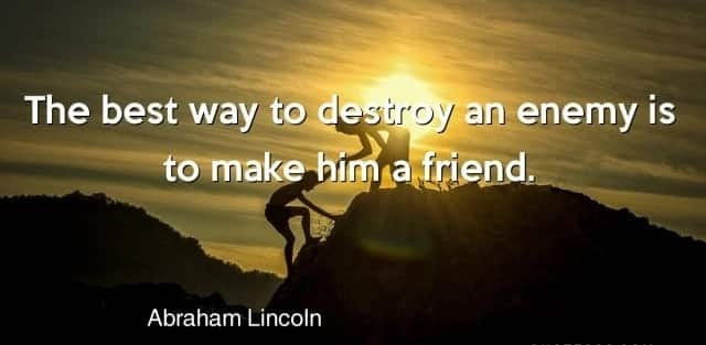 Abraham Lincoln quotes, best Abraham Lincoln quotes, Abraham Lincoln quotes on success