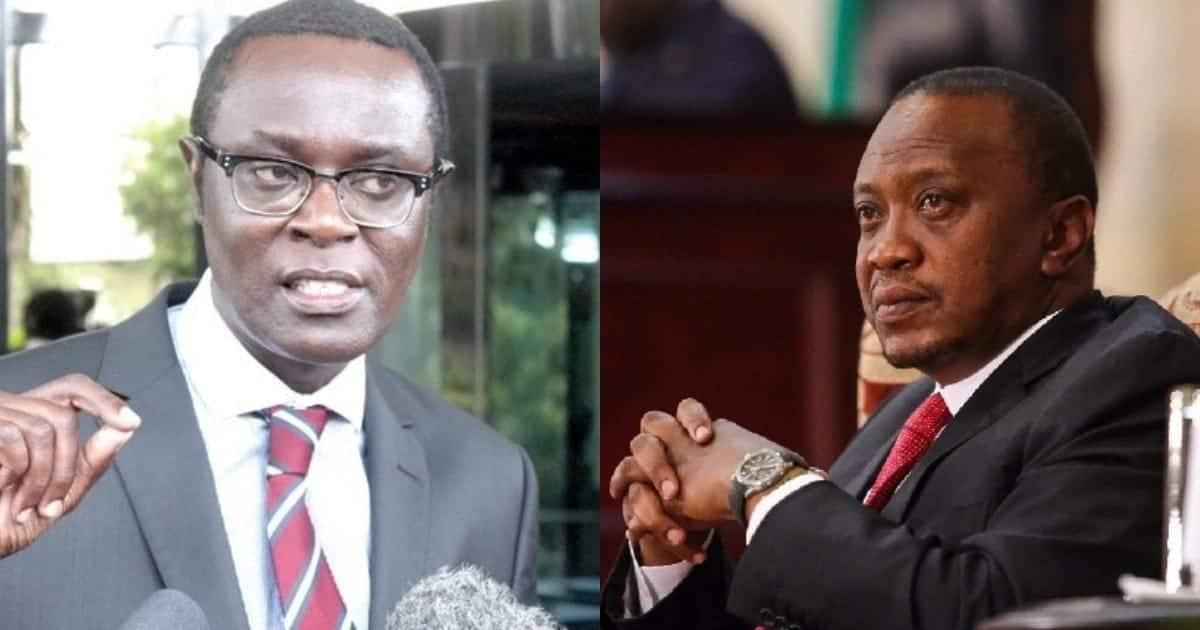Uhuru, Raila Kisumu get-together will mark the healing of historical wounds, Mutahi Ngunyi