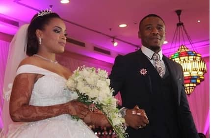 Joho and former Tanzanian first lady grace second wedding of Ali Kiba and his brother in Dar es Salaam