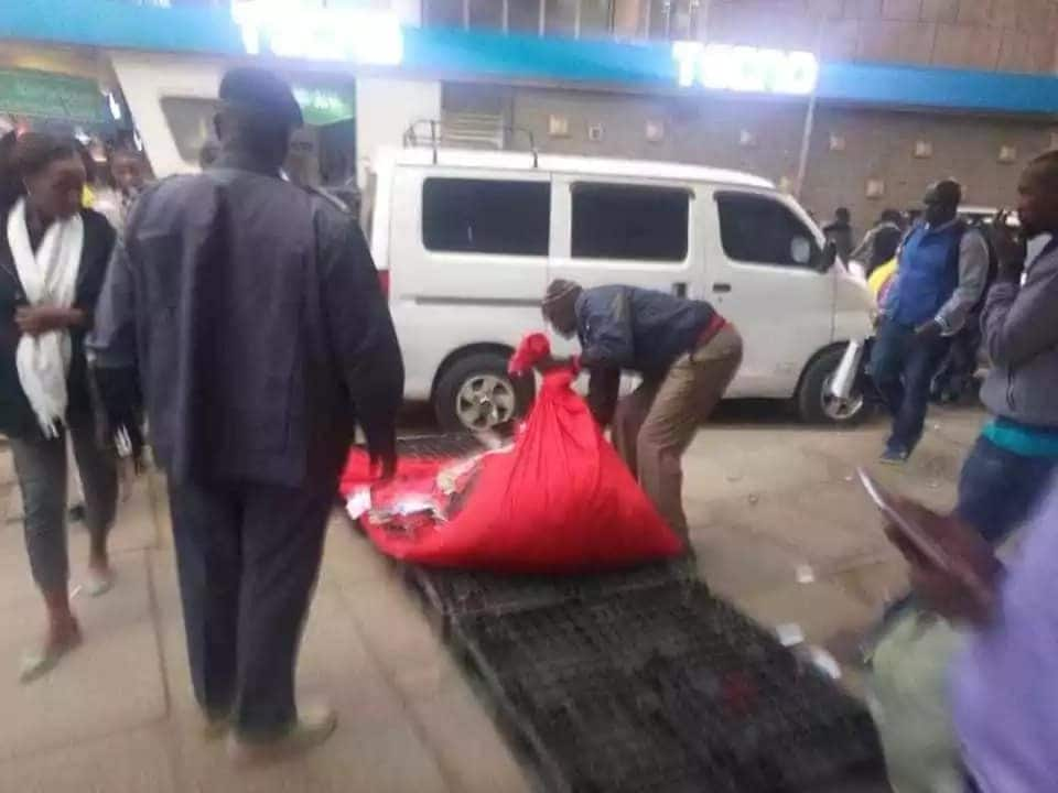Court allows hawkers into Nairobi's Central Business District and Mike Sonko is furious