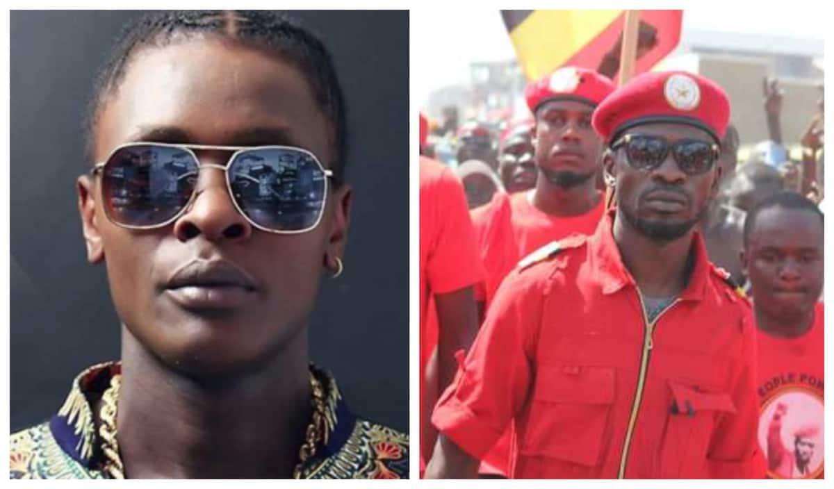 Jose Chameleon amsihi Museveni kuwa mwenye huruma dhidi ya Bobi Wine