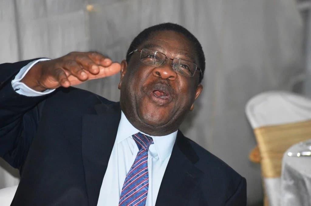 NASA Senator confirms he voted for Jubilee man for top job as he asks Western Kenya leaders to unite