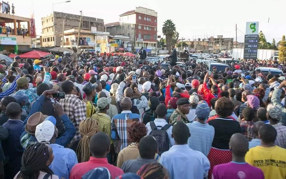 Uhuru supporters express dissapointment at how he's treating William Ruto