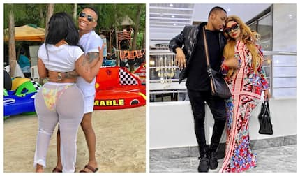 Vera and Otile confirm their break up was a hoax by sharing steamy bedroom photos
