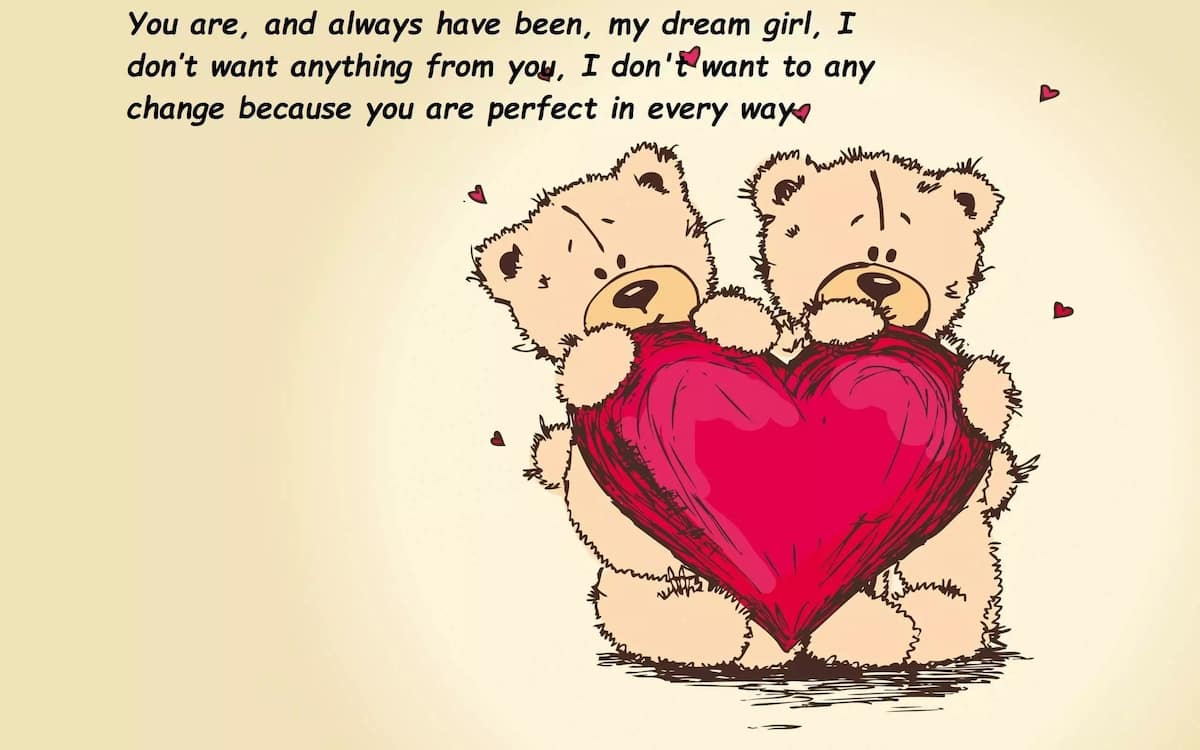 Best romantic quotes for her from the heart