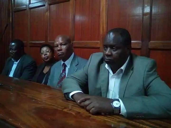 Tanzia: Karani wa zamani wa Nairobi John Gakuo aaga dunia