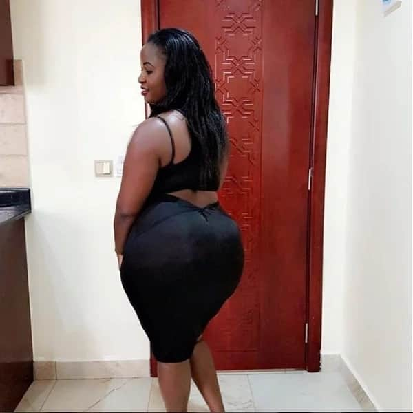 Meet the well-endowed Nairobi socialite who will make you forget about Vera Sidika