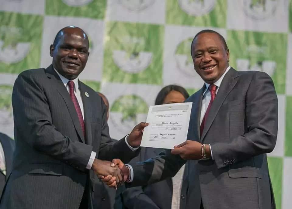 NASA planning to petition Uhuru's win through then back door - Jubilee
