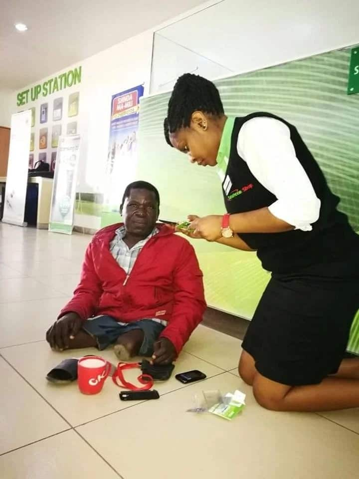 Safaricom in hilarious fight with customer who's refused to pay OKOA jahazi