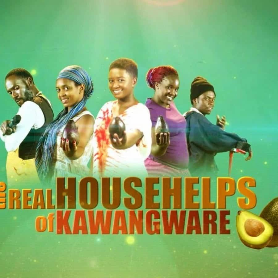 Real househelps of kawangware cast