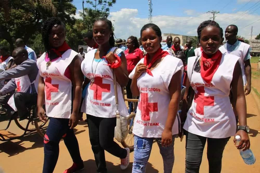 red cross kenya