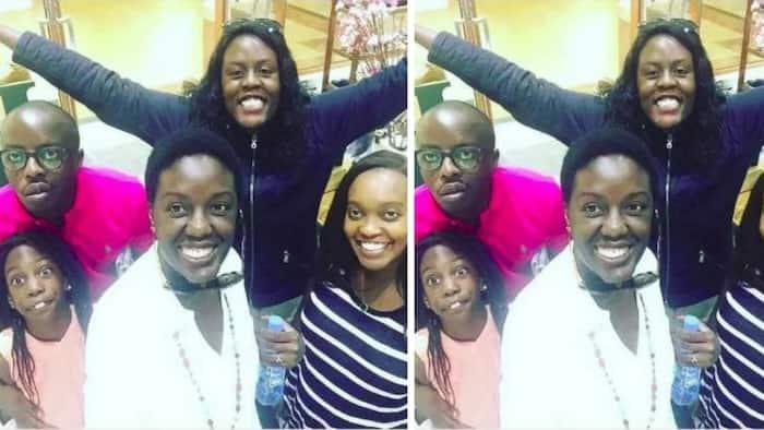 "Winnie Odinga Teases Raila Junior over His Membership in Mudavadi's ANC Party: ""You're a Mole"""