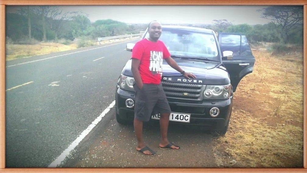 Linda Ogutu husband