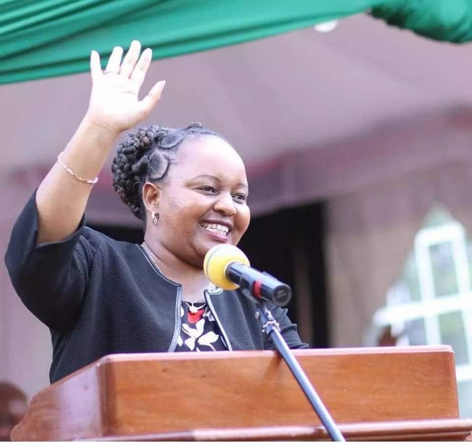 Does IPSOS mean I have stolen more than retired president Daniel Moi - Anne Waiguru