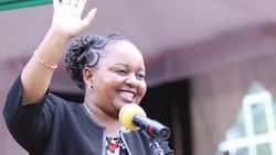 Waiguru Aelezea Sababu ya DP Ruto Kupendwa na Vijana wa Mt.Kenya