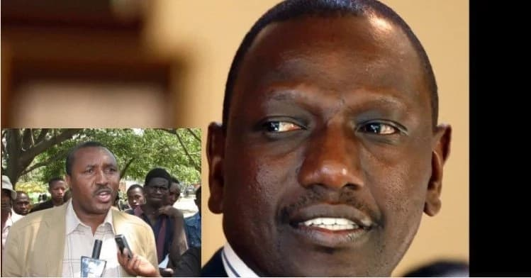 Jubilee MP warns Mt. Kenya against betraying DP Ruto in 2022