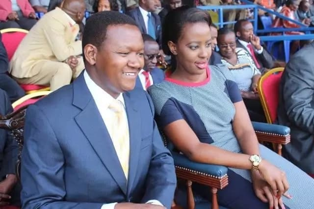 Here are Kenya's most romantic political couples or is it just for the cameras