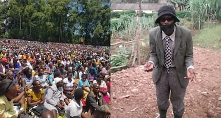 Fans turn up in large numbers for burial of radio presenter Okebiro who committed suicide
