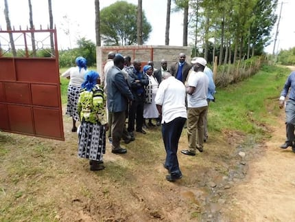 Fight breaks out at Nyandarua church, several injured