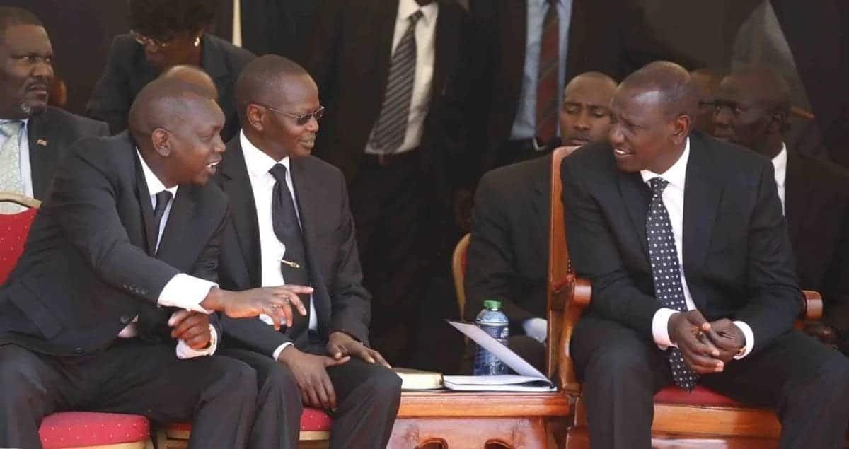 4 North Rift Jubilee MPs that threaten William Ruto's chance to become president in 2022