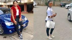 Mnaweza kuogelea kwenda kazini, mkewe Bahati - Diana Marua - awaambia wakosoaji