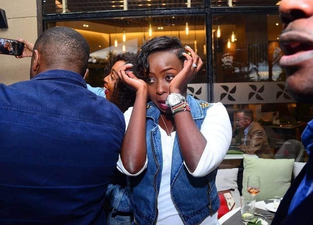 """My partner in everthing"": Ujumbe wa Jacque Maribe kwa Jowie wafukuliwa mtandaoni"