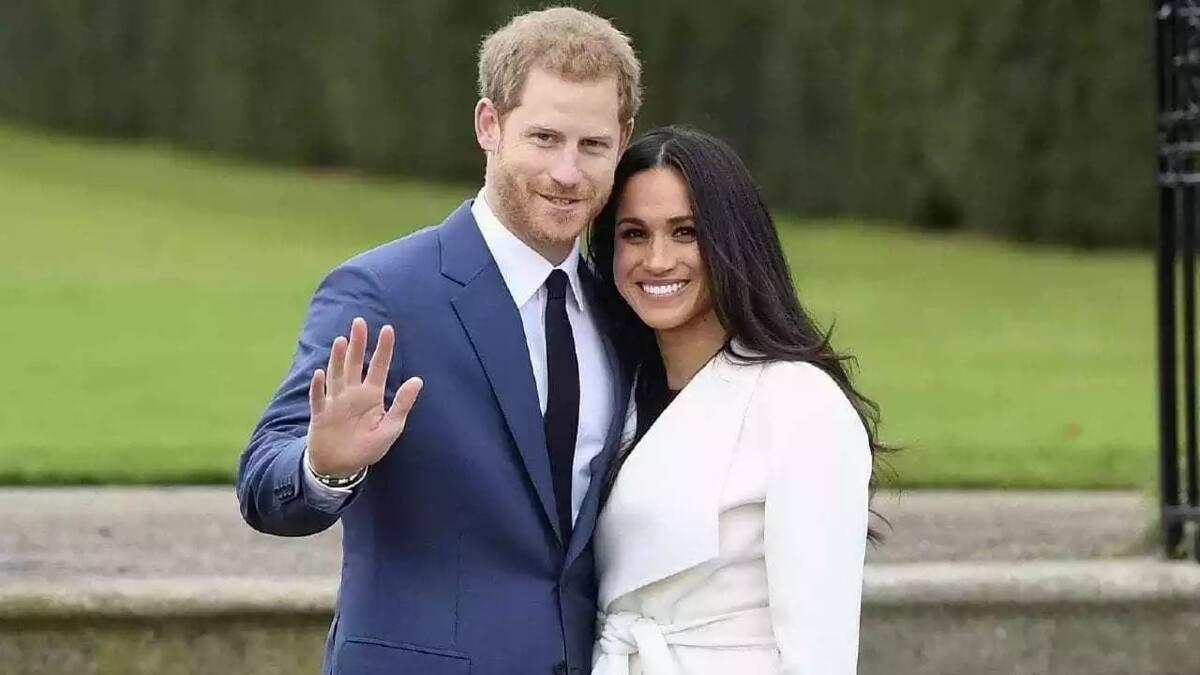 Prince Harry and Meghan Markle love story