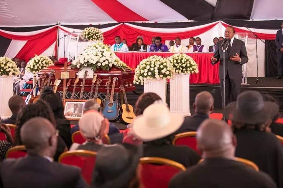 President Uhuru's nod to meet central Kenya musicians at State House divides them
