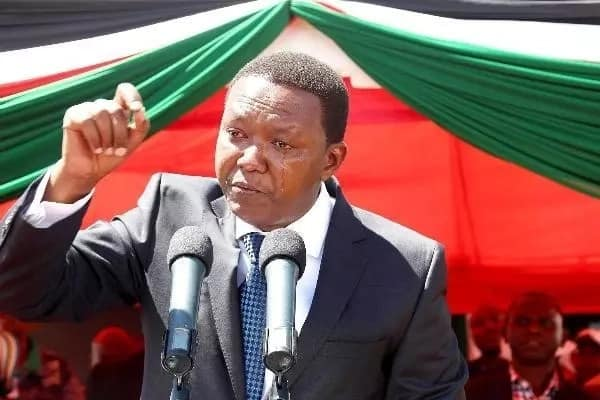 Alfred Mutua's lawyers abandon him midway through his make or break election petition