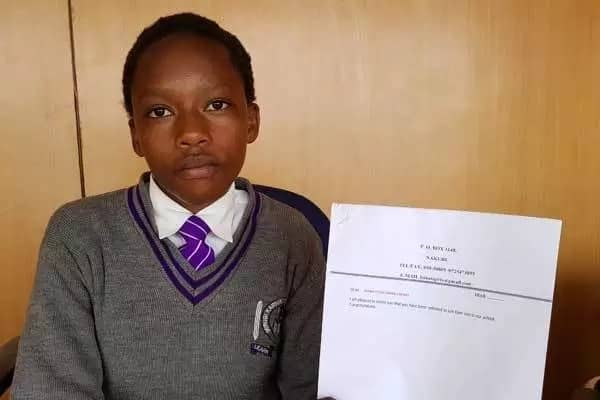 Girl who scored 368 marks in 2017 KCPE may not make it to form one due to lack of school fees
