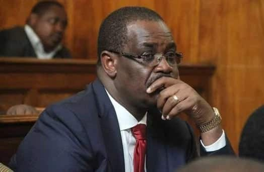 Ex Nairobi Governor Evans Kidero has massive unexplained wealth - EACC