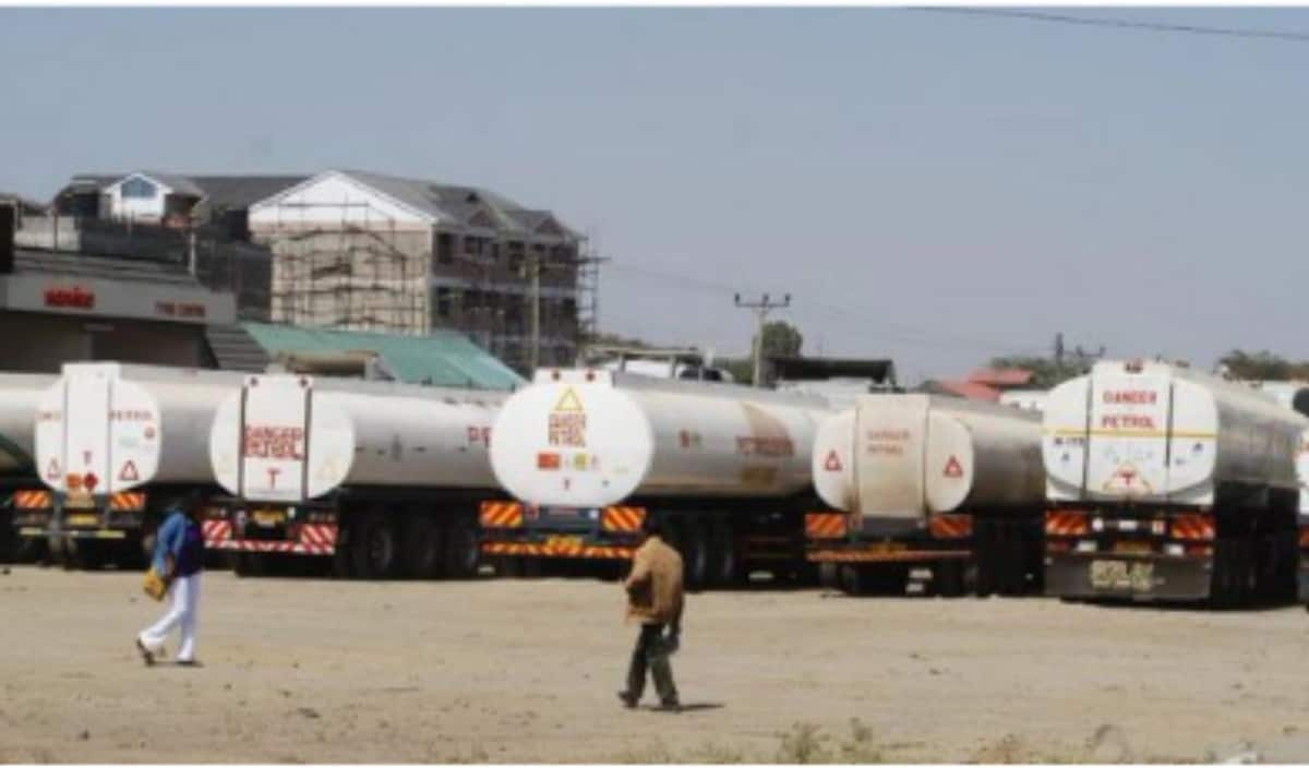 Kenya petroleum distributors go on strike over fuel price increase