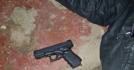 Police Constable accidentally shoots his colleague dead in Kitengela on Sunday morning